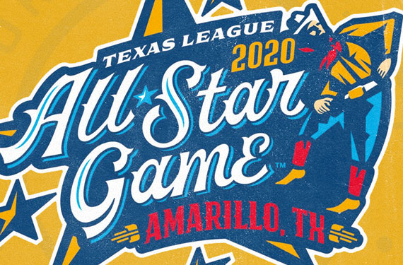 Logo Unveiled for 2020 Texas League All-Star Game in Amarillo