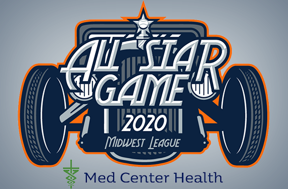 Bowling Green unveils 2020 Midwest League All Star Game logos
