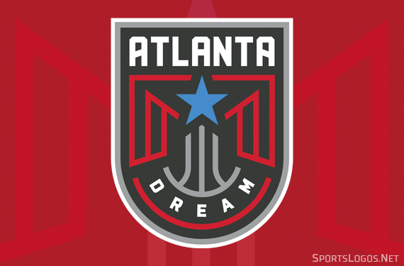 Atlanta Dream Introduce All-New Logos, Colour Scheme