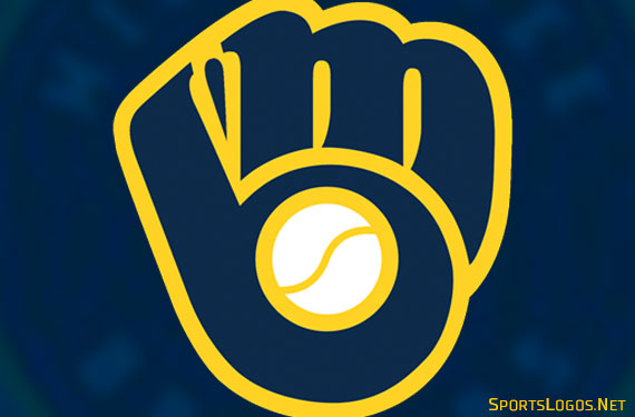 Leaked: NEW Milwaukee Brewers Ball-in-Glove Logo for 2020