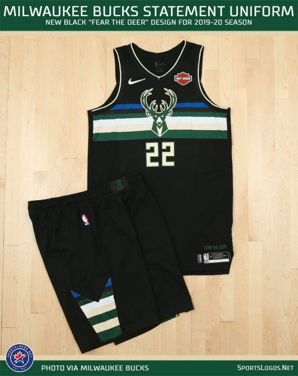 Bucks Continue To Fear The Deer With New Statement Uniform