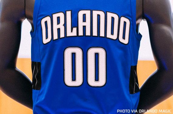 Orlando Magic Unveil New Blue Statement Uniform