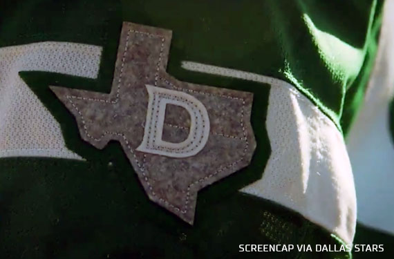 Dallas Stars Tease Winter Classic Uniform, Announce Reveal Date