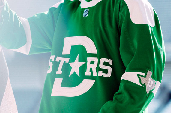 Dallas Stars Unveil 2020 Winter Classic Uniform