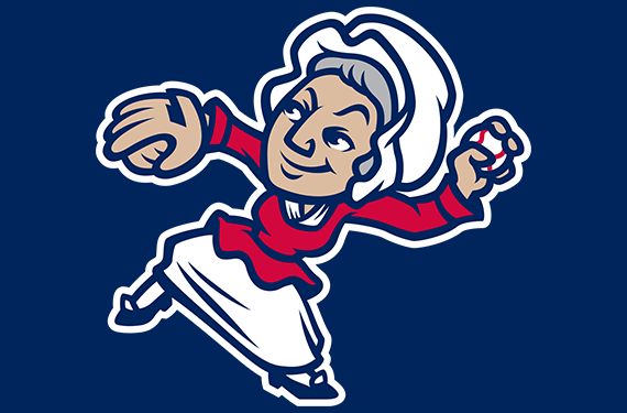 FredNats unveil groundbreaking logo featuring Mary Washington