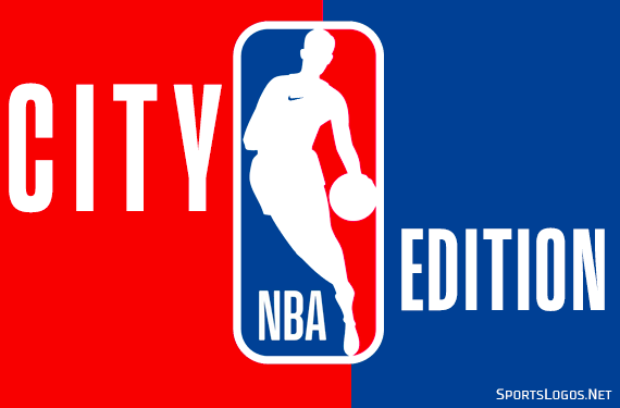 NBA City Edition Uniforms 2019-20