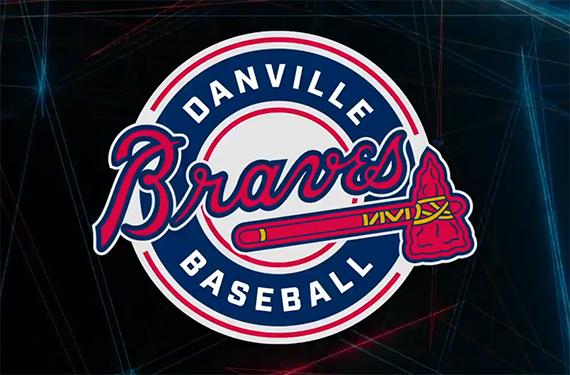 Danville Braves update logos