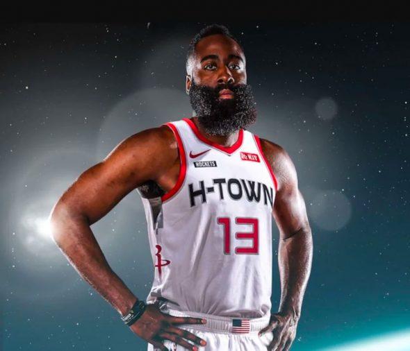 NBA City Edition Uniforms 2019-20