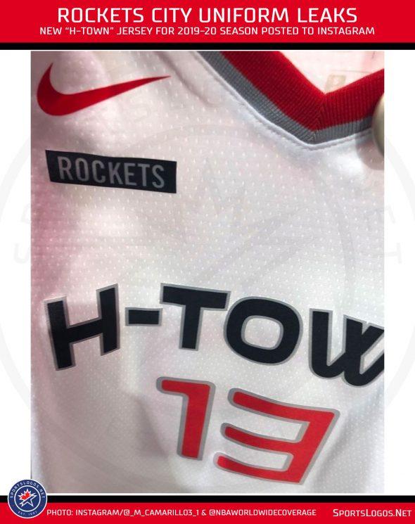 Premature Launch: Rockets New City Uniform Leaked   Chris ...