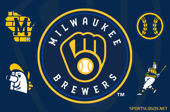 Studio Stories: Modernizing the Brewers Ball-in-Glove Logo