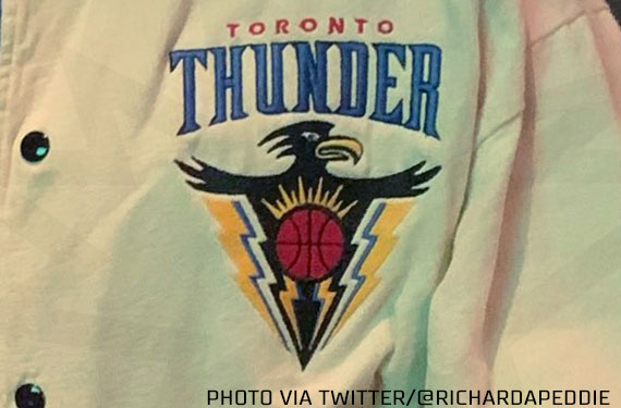 Toronto Thunder? What Could Have Been For Expansion Raptors
