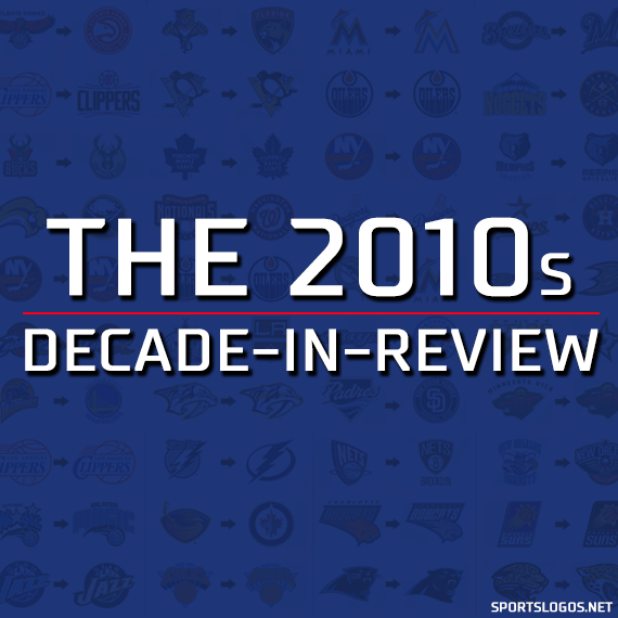 The 2010s: A Look Back at the Best & Worst Logos of the Decade