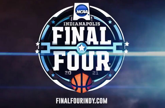 NCAA Unveils Logo for 2021 Final Four in Indianapolis