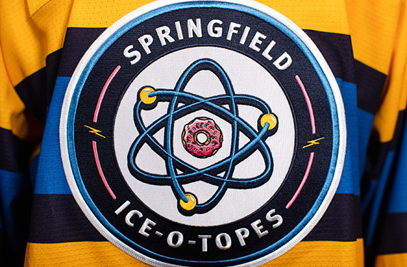 Springfield Thunderbirds to play as Ice-O-Topes