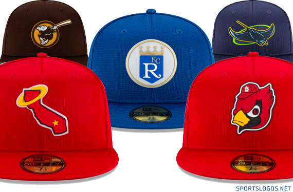 New Era Launches the 2020 MLB Clubhouse Collection