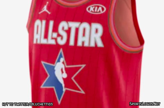 Leaked: 2020 NBA All-Star Jerseys