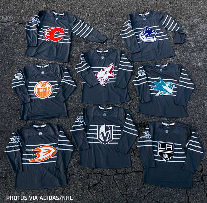 2020 NHL All-Star Jerseys Unveiled