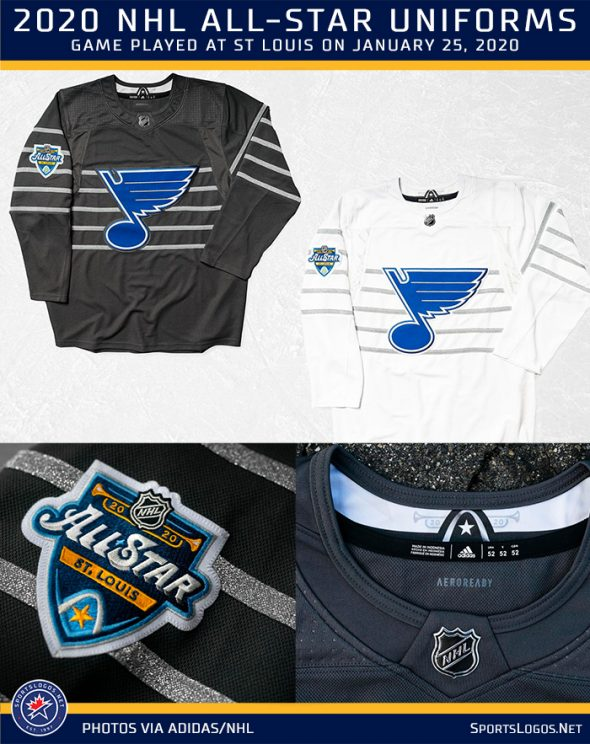 2020 NHL All-Star Jerseys Unveiled – SportsLogos.Net News