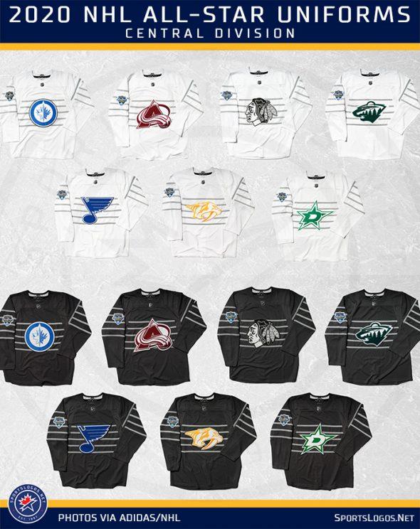 all nhl team jerseys