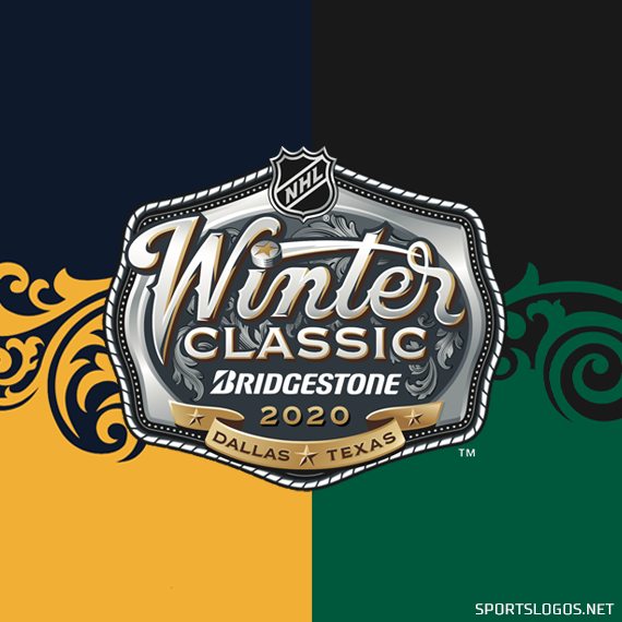 2020 NHL Winter Classic: The Logos, Uniforms, and Design