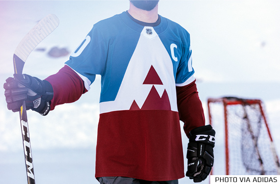 "Avalanche 2020 Stadium Series Uniform ""a Glimpse Into Future of Hockey"""