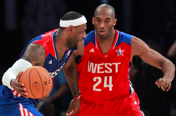 Kobe & Gianna Bryant to be Honoured on NBA All-Star Uniforms
