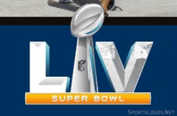 Super Bowl LV Logo Revealed