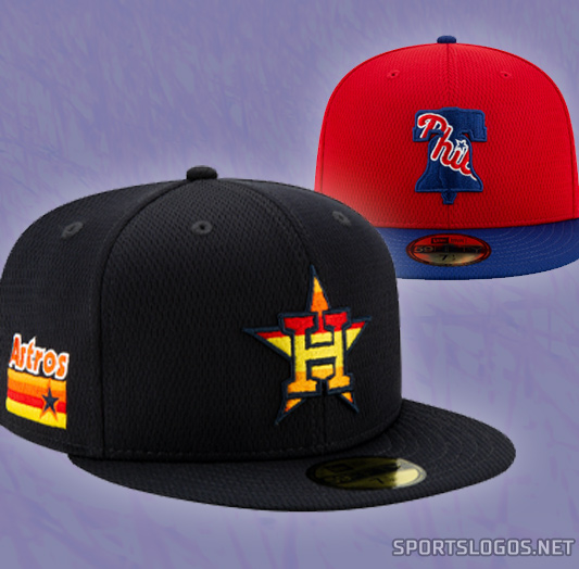 2020 MLB Batting Practice and Spring Training New Era Caps Released