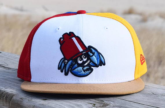 BlueClaws add beach-themed alternates
