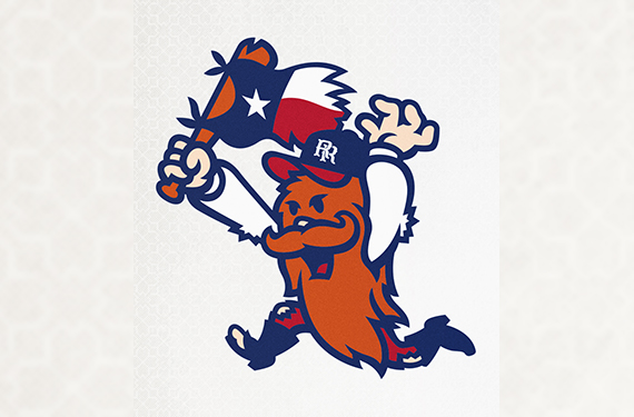 Round Rock Express to Play as Hairy Men