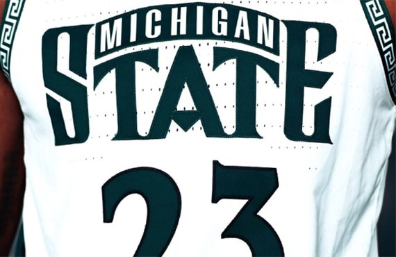 Michigan State Spartans To Wear 2000 Throwback Uniforms