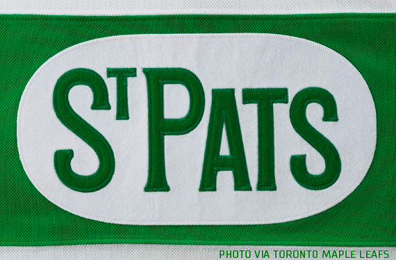 Leafs Go Brach: Announce Return of St Pats Unis for Two