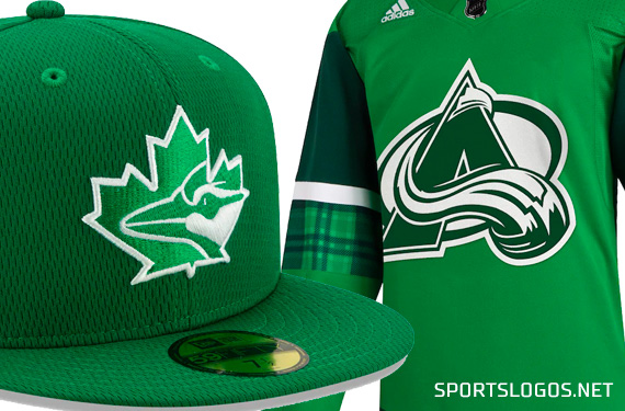 The Green Caps & Jerseys Teams Were Going to Wear for St Patrick's Day 2020