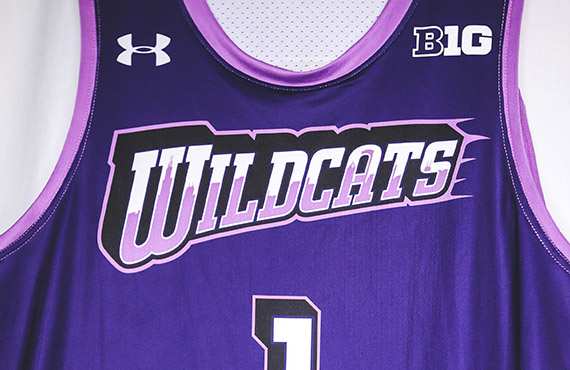 "Northwestern Wildcats Unveil Chicago-Inspired ""By The Players"" Uniform"
