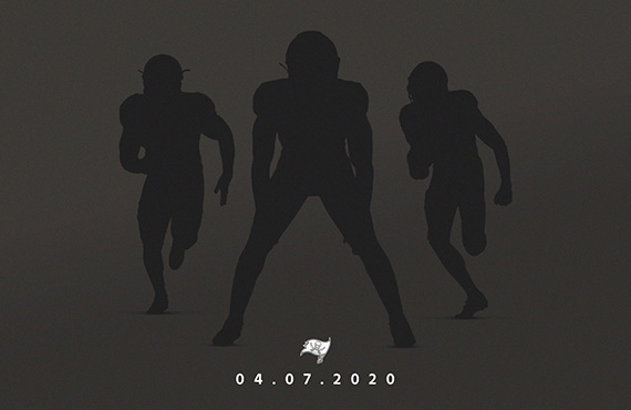 Tampa Bay Buccaneers To Unveil New Uniforms On April 7