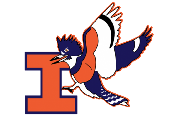 Illinois Students Vote In Favor Of Belted Kingfisher Mascot