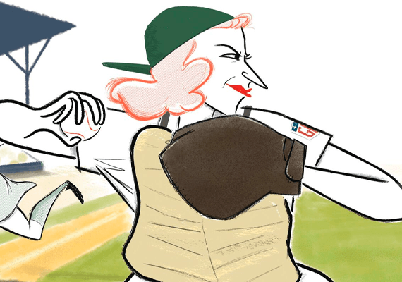 Art-Forms: Preserving the Visual Legacy of Women in Baseball