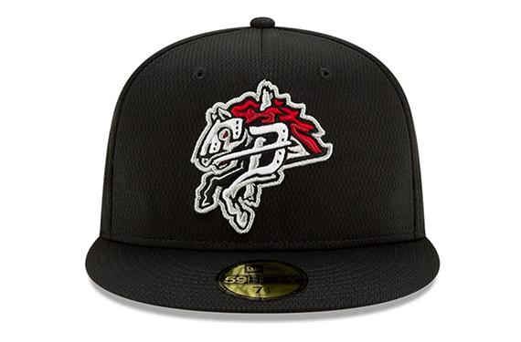 Binghamton Rumble Ponies add jersey, cap with new logo