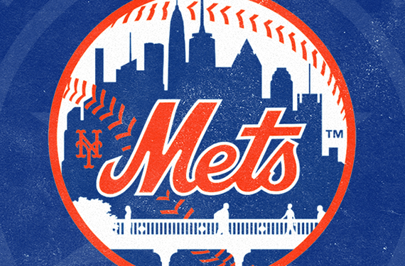 New York Mets use Fake Team Logo on Twitter