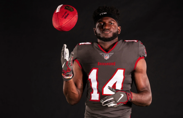 tampa bay buccaneers to wear pewter color rush uniforms against denver broncos sportslogos net news tampa bay buccaneers to wear pewter