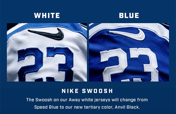 Indianapolis Colts Unveil Brand New Jerseys