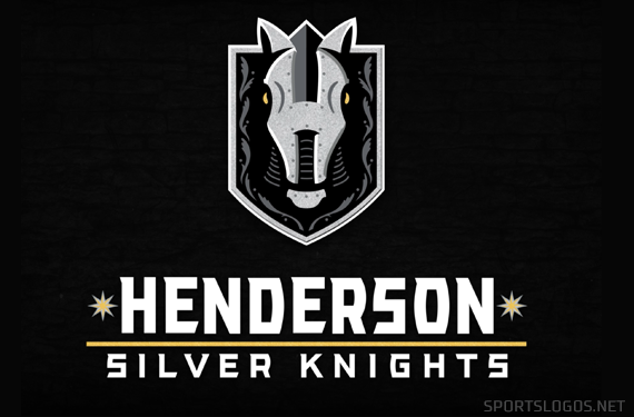 Henderson Silver Knights Unveil Logo, New Affiliate of Vegas Golden Knights