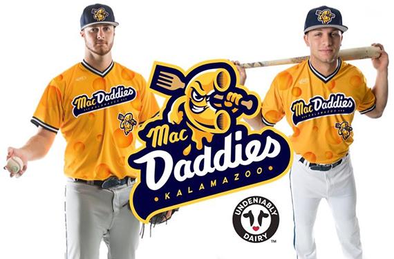 Kalamazoo Growlers to play as Mac Daddies