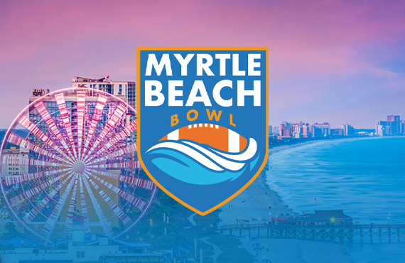 Inaugural Myrtle Beach Bowl Logo Unveiled