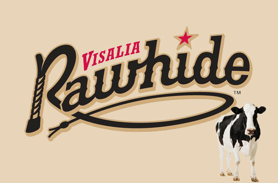 More Cowbell: The Story Behind the Visalia Rawhide