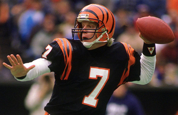 Former Bengals QB Boomer Esiason Advocates For New Uniforms