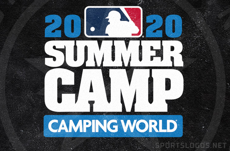 "MLB Announces 2020 ""Summer Camp"", Unveils Logo"