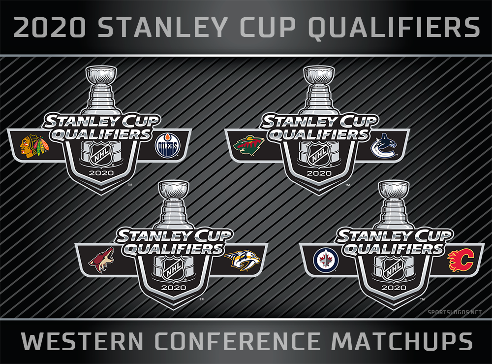 A Look At The 2020 Nhl Stanley Cup Qualifiers Logos Sportslogos Net News