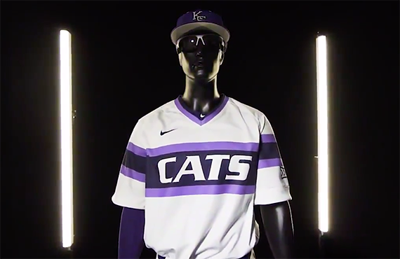 Kansas State Wildcats Unveil Retro-Inspired Baseball Uniforms
