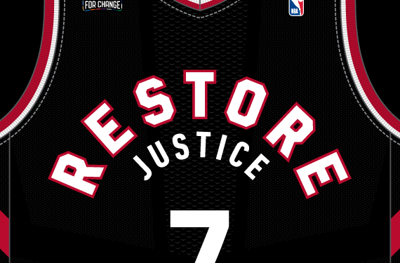 Together For Change: A Civil Justice NBA Concept Series